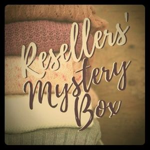 Other - 🛍 Reseller Mystery Box!!